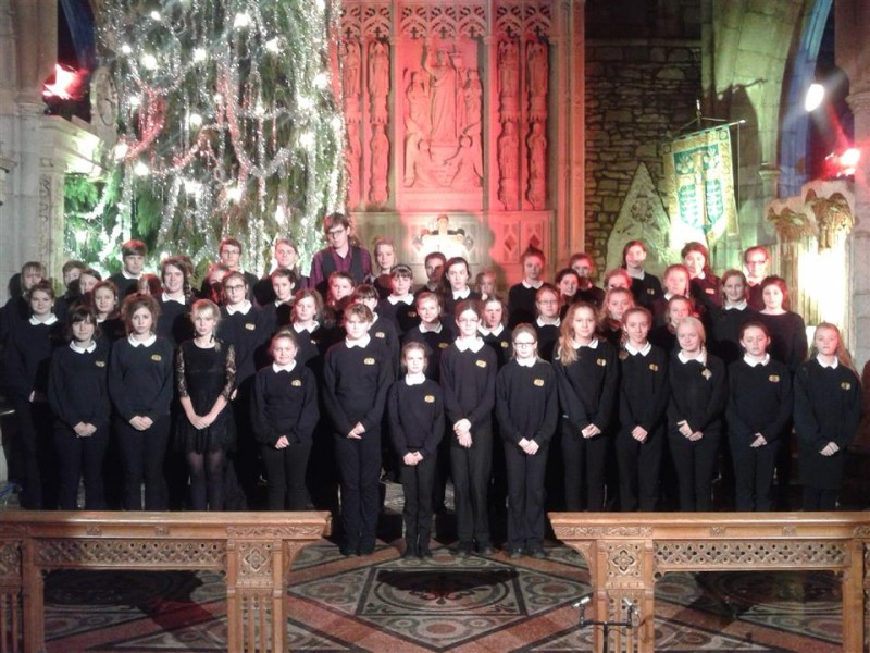 2014 BBC Spotlight Choir