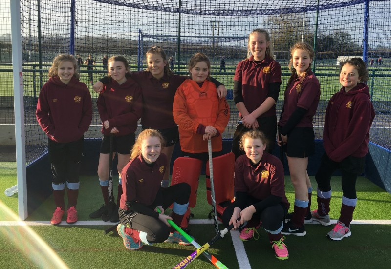 2017/18 Year 7 Girls Hockey County Champions
