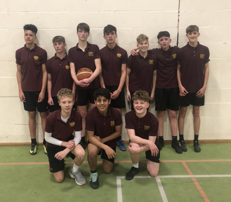 2017/18 U16 Boys Basketball