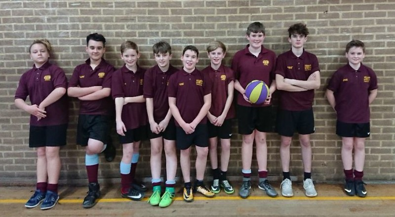 2017/18 Boys U14 Basketball