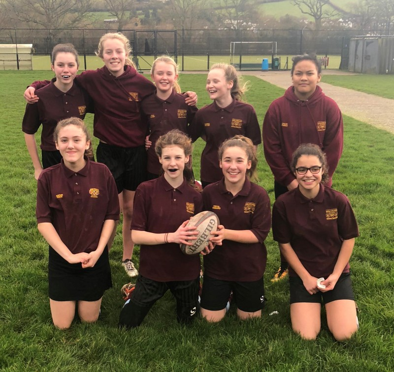 2017/18 U13 Girls Rugby