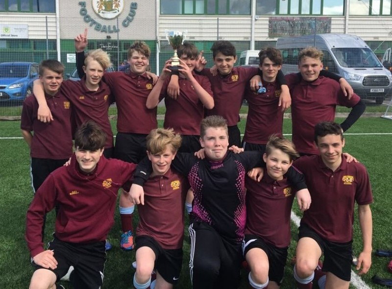 2017/18 Year 9 Boys Football