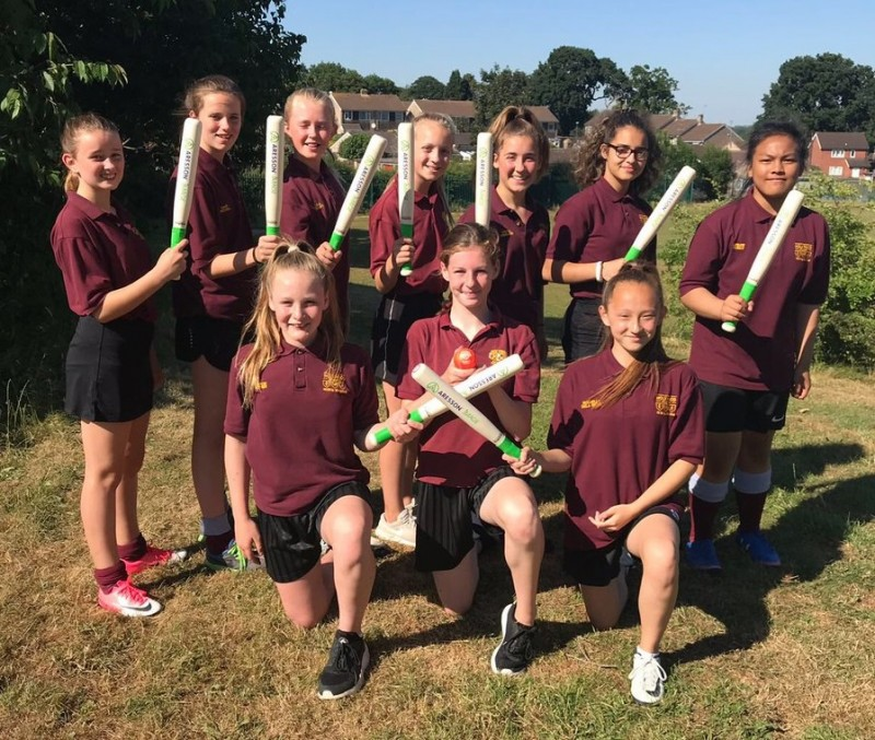 2017/18 Year 7 Girls Rounders