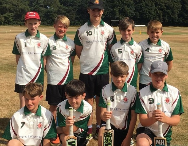 2017/18 U13 Boys Cricket