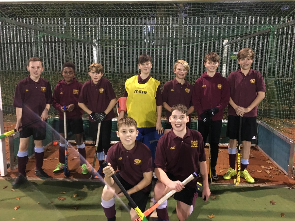 U13 Boys Hockey