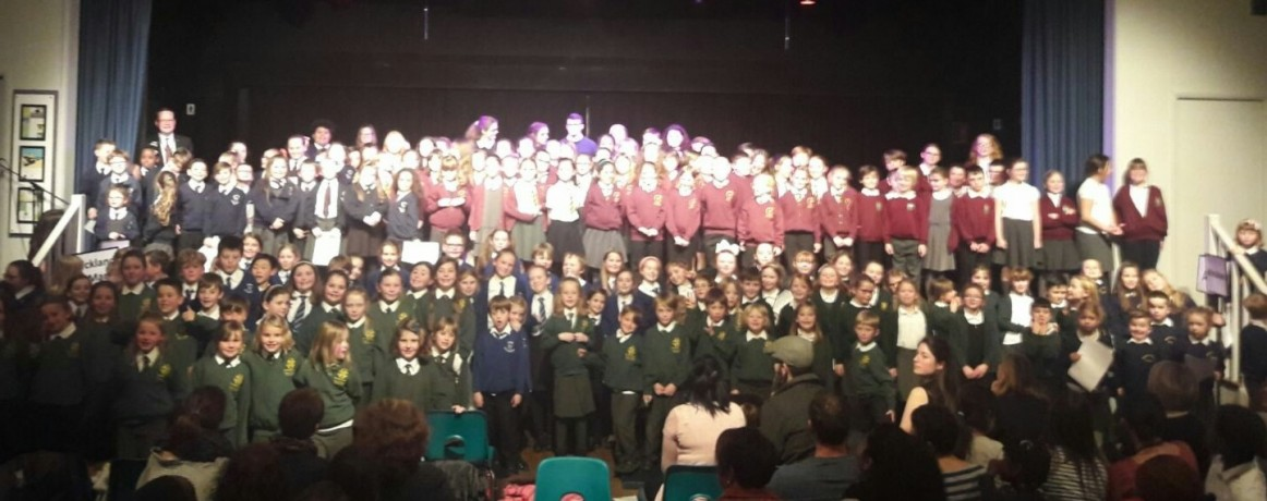 CAFOS Concert - A Resounding Success!