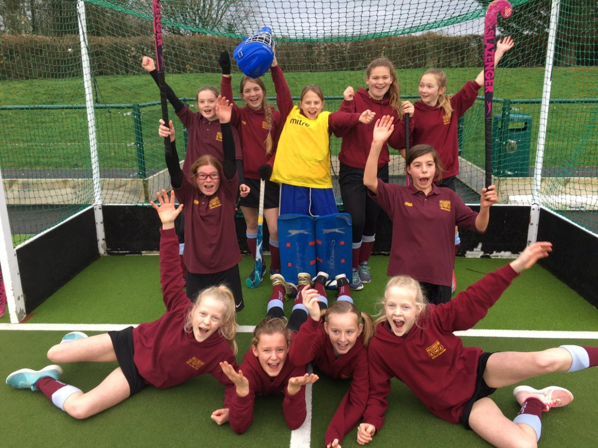 Year 7 Girls Hockey: County Champions