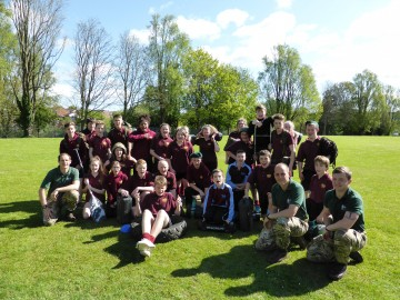 Royal Marines Visit Year 9