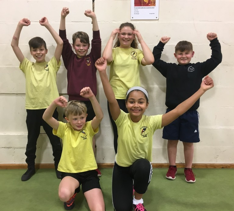 Primary Sport - Years 5&6 Indoor Cricket