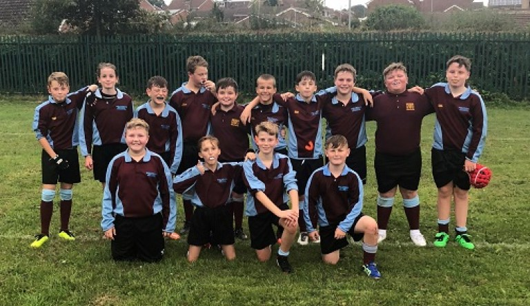 Year 7 Rugby: New Crop of Talent!