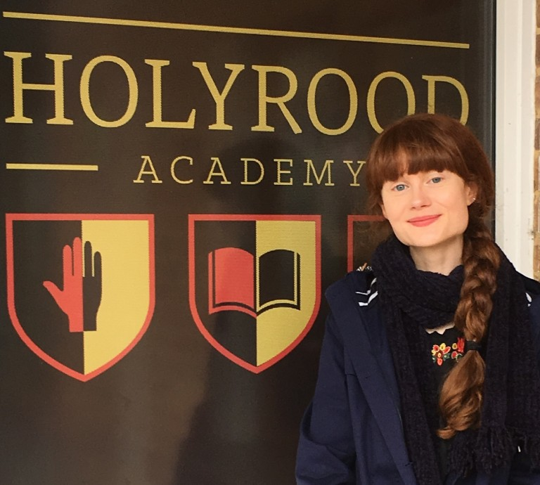 Holyrood Celebrates Oxford Offer