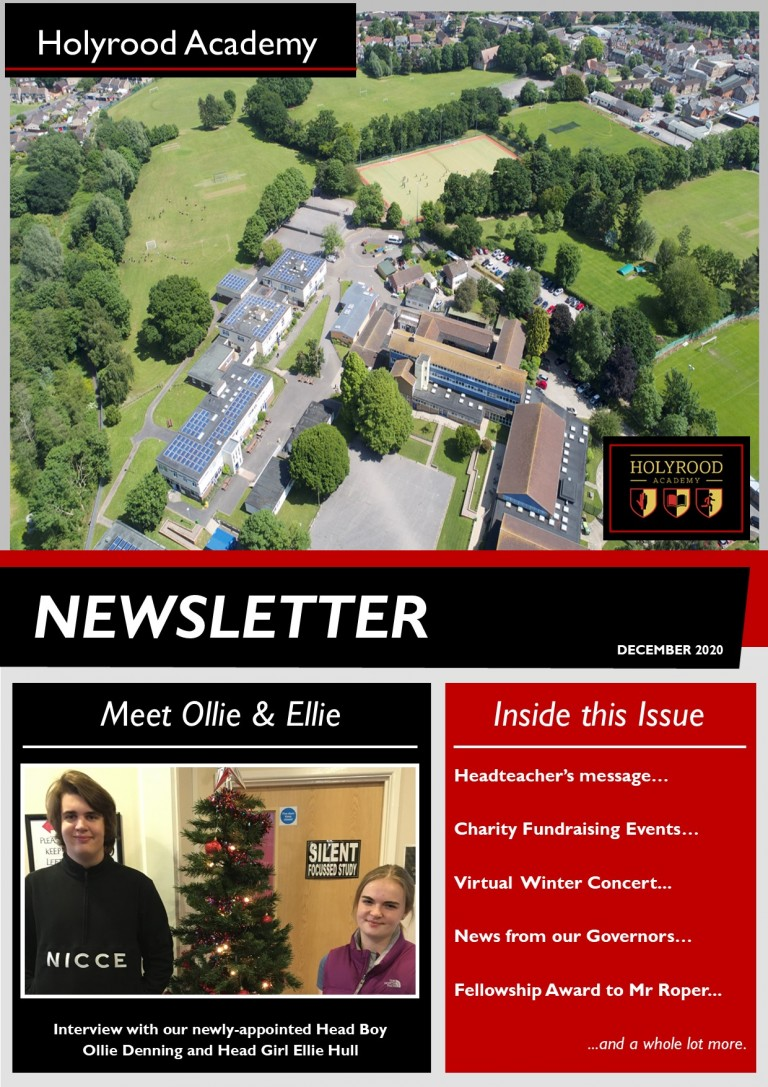 Newsletter OUT NOW!