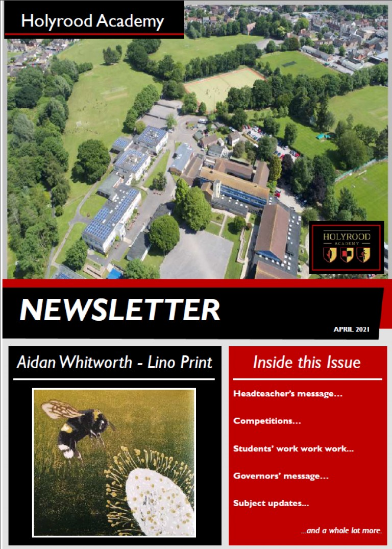 Newsletter - OUT NOW!