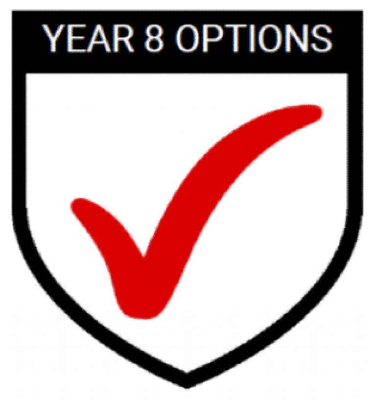 Options Evening for Year 8 Students