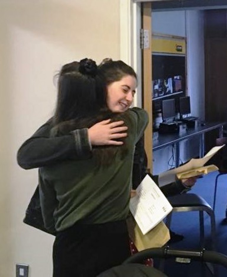 Sixth Form Result Day - the wait is over