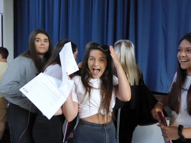 GCSE results - another excellent year!