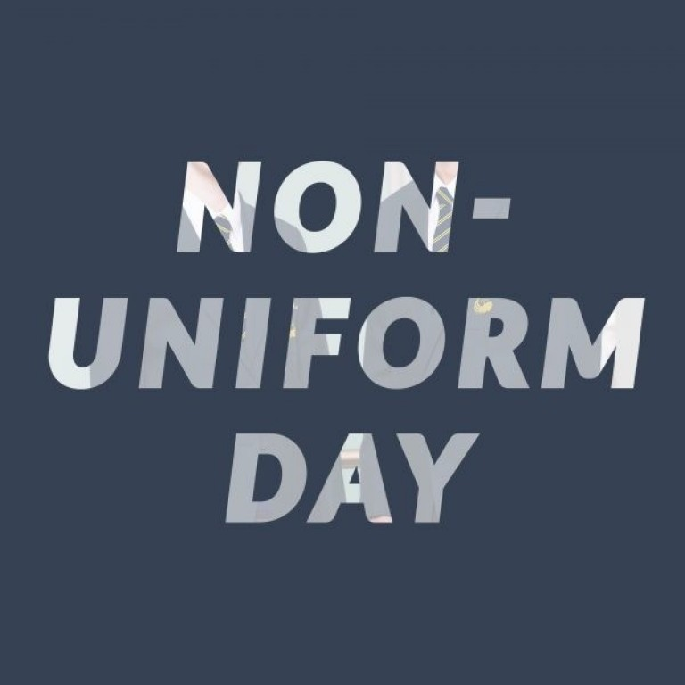 NON-Uniform Day 14.02.2020